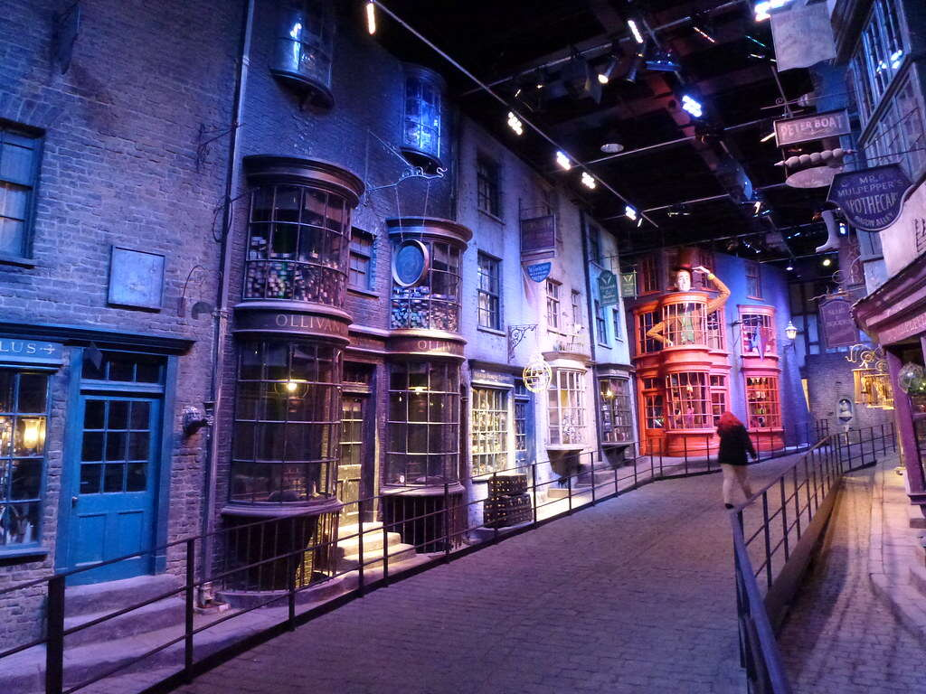 Warner Bros. Studios London